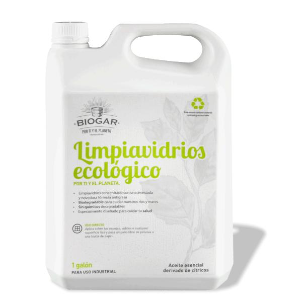 Limpiavidrios Ecológico