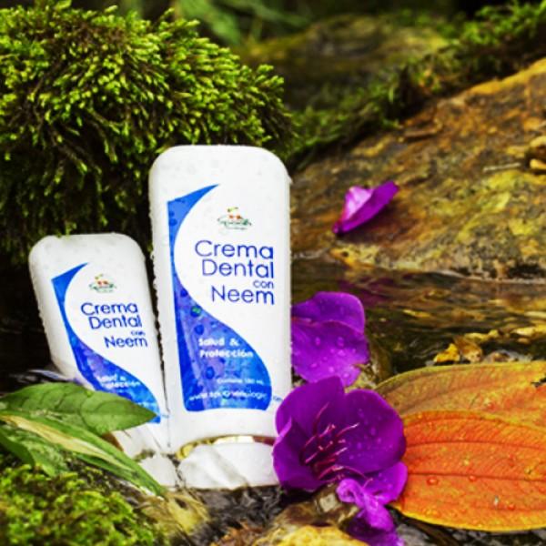 Crema Dental Pequeña con Neem Cuidado corporal
