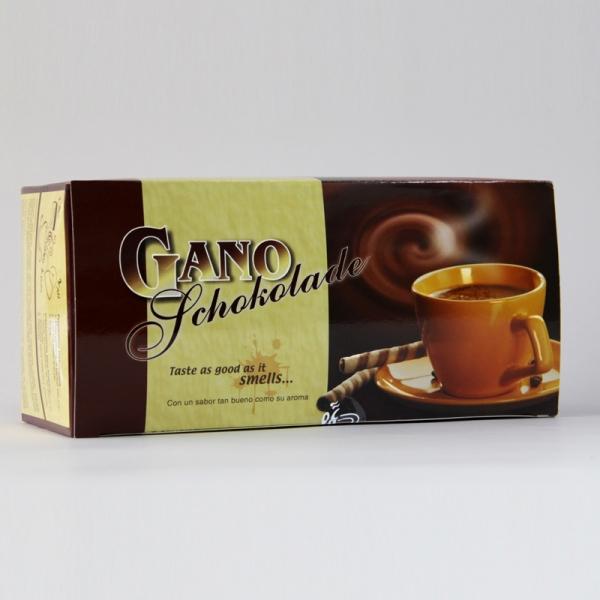 Gano Chokolade -Asiático