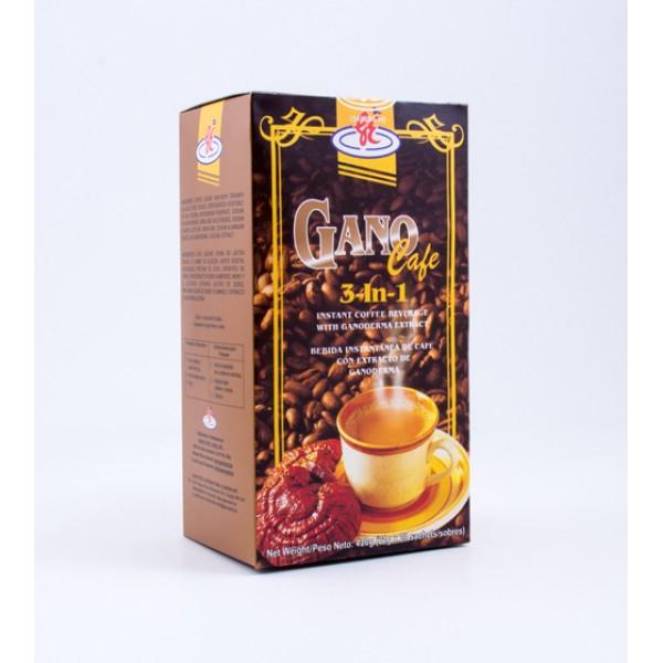 Gano Café (3 en 1)