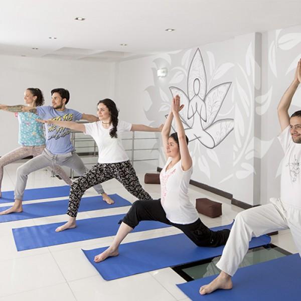 Yoga 1 Clase -Practicantes