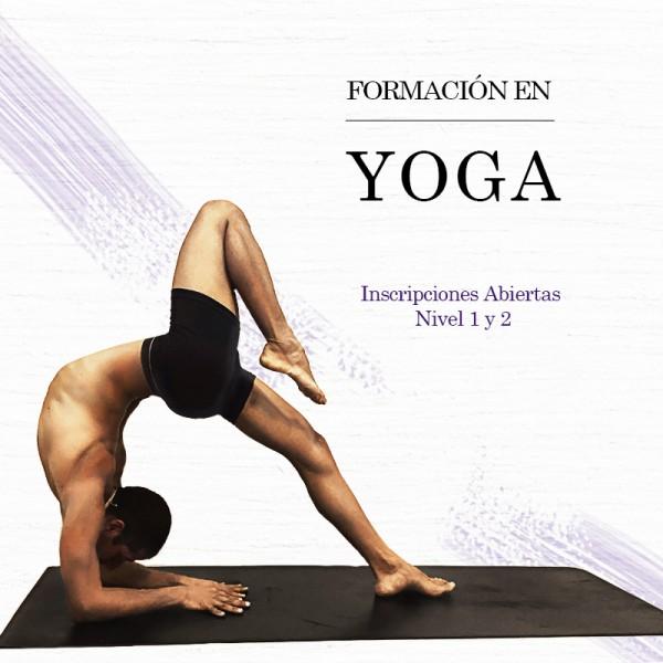 Formación Profesores de Yoga Nivel 2